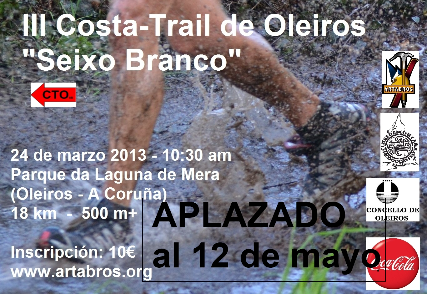 Cartel Trail Oleiros - copia - copia