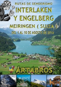 Suiza 2014 cartel